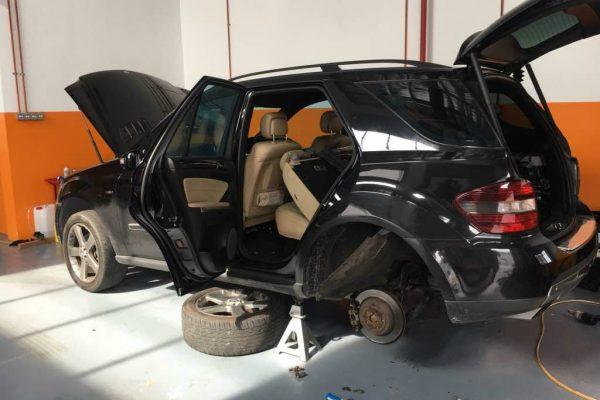 gforce garage - Car Service Centre - Bukit Raja - Setia Alam - Klang - Mercedes-Benz - Audi - BMW - car specialist - workshop - repair (4)
