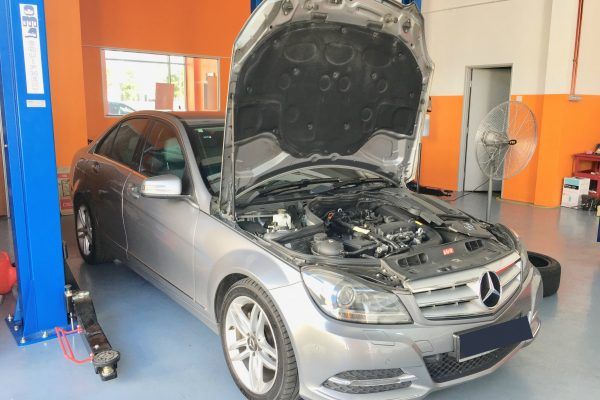 gforce garage - Car Service Centre - Bukit Raja - Setia Alam - Klang - Mercedes-Benz - Audi - porsche - BMW - Volkswagen - car specialist - workshop (1)