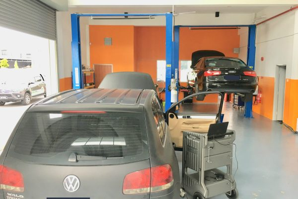 gforce garage - Car Service Centre - Bukit Raja - Setia Alam - Klang - Mercedes-Benz - Audi - porsche - BMW - Volkswagen - car specialist - workshop (10)