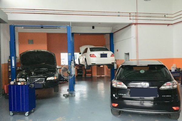 gforce garage - Car Service Centre - Bukit Raja - Setia Alam - Klang - Mercedes-Benz - Audi - porsche - BMW - Volkswagen - car specialist - workshop (12)