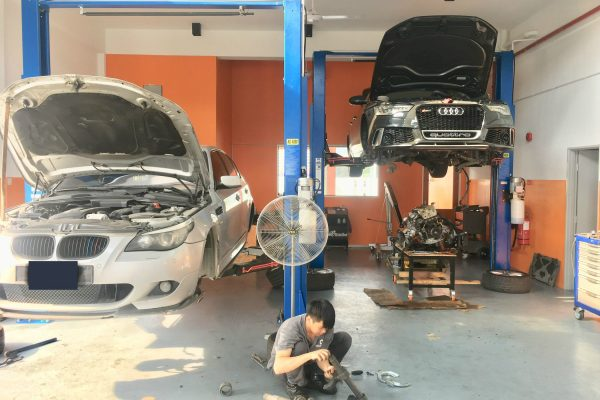 gforce garage - Car Service Centre - Bukit Raja - Setia Alam - Klang - Mercedes-Benz - Audi - porsche - BMW - Volkswagen - car specialist - workshop (18)