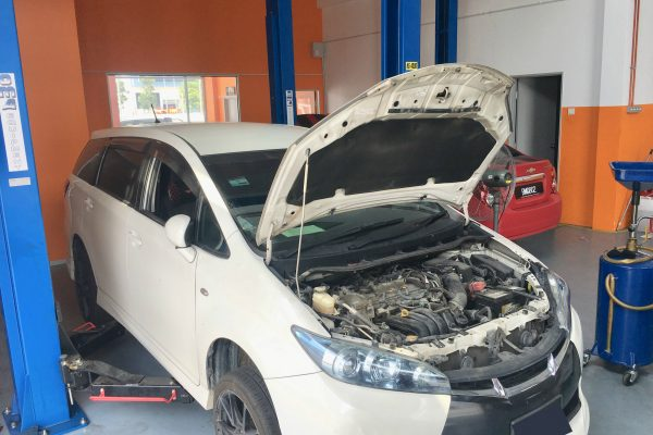 gforce garage - Car Service Centre - Bukit Raja - Setia Alam - Klang - Mercedes-Benz - Audi - porsche - BMW - Volkswagen - car specialist - workshop (20)