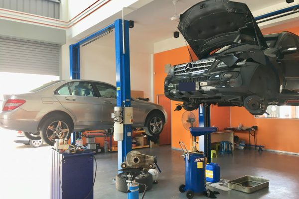 gforce garage - Car Service Centre - Bukit Raja - Setia Alam - Klang - Mercedes-Benz - Audi - porsche - BMW - Volkswagen - car specialist - workshop (21)