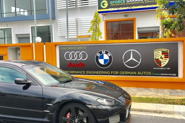 gforce garage - Car Service Centre - Bukit Raja - Setia Alam - Klang - Mercedes-Benz - Audi - porsche - BMW - Volkswagen - car specialist - workshop (22)