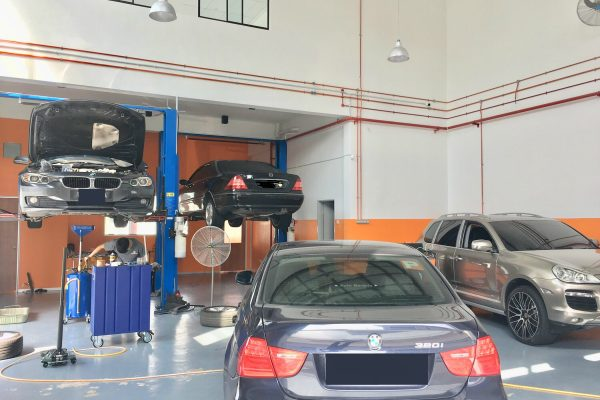 gforce garage - Car Service Centre - Bukit Raja - Setia Alam - Klang - Mercedes-Benz - Audi - porsche - BMW - Volkswagen - car specialist - workshop (8)
