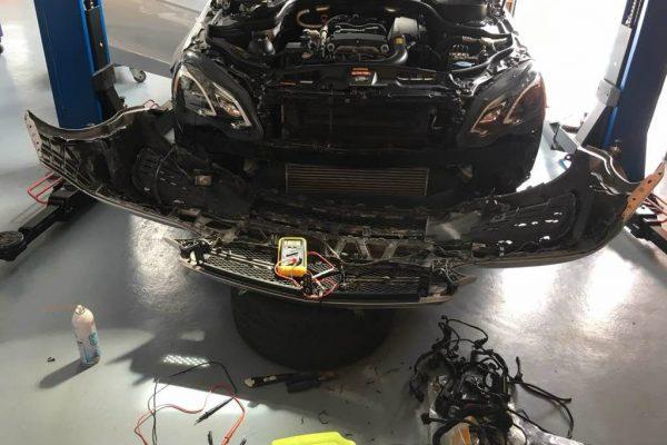 gforce garage - Car Service Centre - Bukit Raja - Setia Alam - klang - shah alam - Mercedes-benz - Audi - BMW - car specialist - workshop - repair (2)