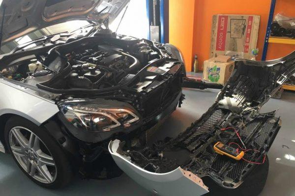 gforce garage - Car Service Centre - Bukit Raja - Setia Alam - klang - shah alam - Mercedes-benz - Audi - BMW - car specialist - workshop - repair (3)