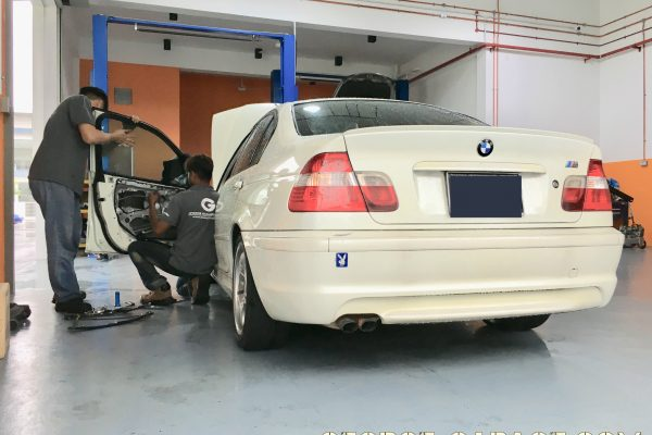 gforce garage - Car Service Centre - Bukit Raja - Setia Alam - klang - shah alam - Mercedes-benz - Audi - BMW - car specialist - workshop - repair (3)
