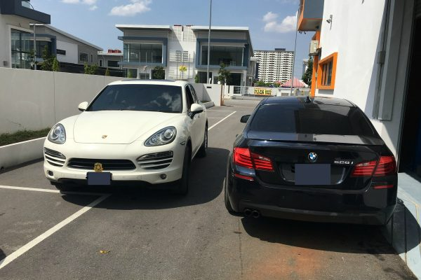 gforce garage - Car Service Centre - Bukit Raja - Setia Alam - klang - shah alam - Mercedes-benz - Audi - Porsche - car specialist - workshop - repair