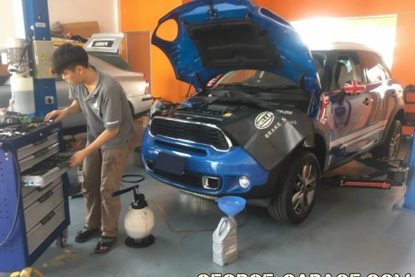gforce garage - Car Service Centre - Bukit Raja - Setia Alam - klang - shah alam - Mini Cooper - Audi - BMW - car specialist - workshop - repair (10)