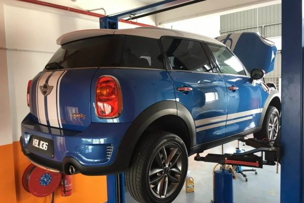 gforce garage - Car Service Centre - Bukit Raja - Setia Alam - klang - shah alam - Mini Cooper - Audi - BMW - car specialist - workshop - repair (12)