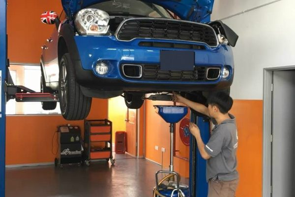gforce garage - Car Service Centre - Bukit Raja - Setia Alam - klang - shah alam - Mini Cooper - Audi - BMW - car specialist - workshop - repair (13)