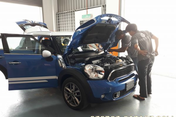 gforce garage - Car Service Centre - Bukit Raja - Setia Alam - klang - shah alam - Mini Cooper - Audi - BMW - car specialist - workshop - repair (2)